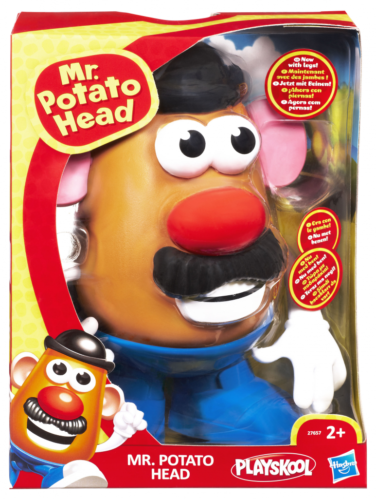 Playskool Mr or Mrs Potato Head - Assorted