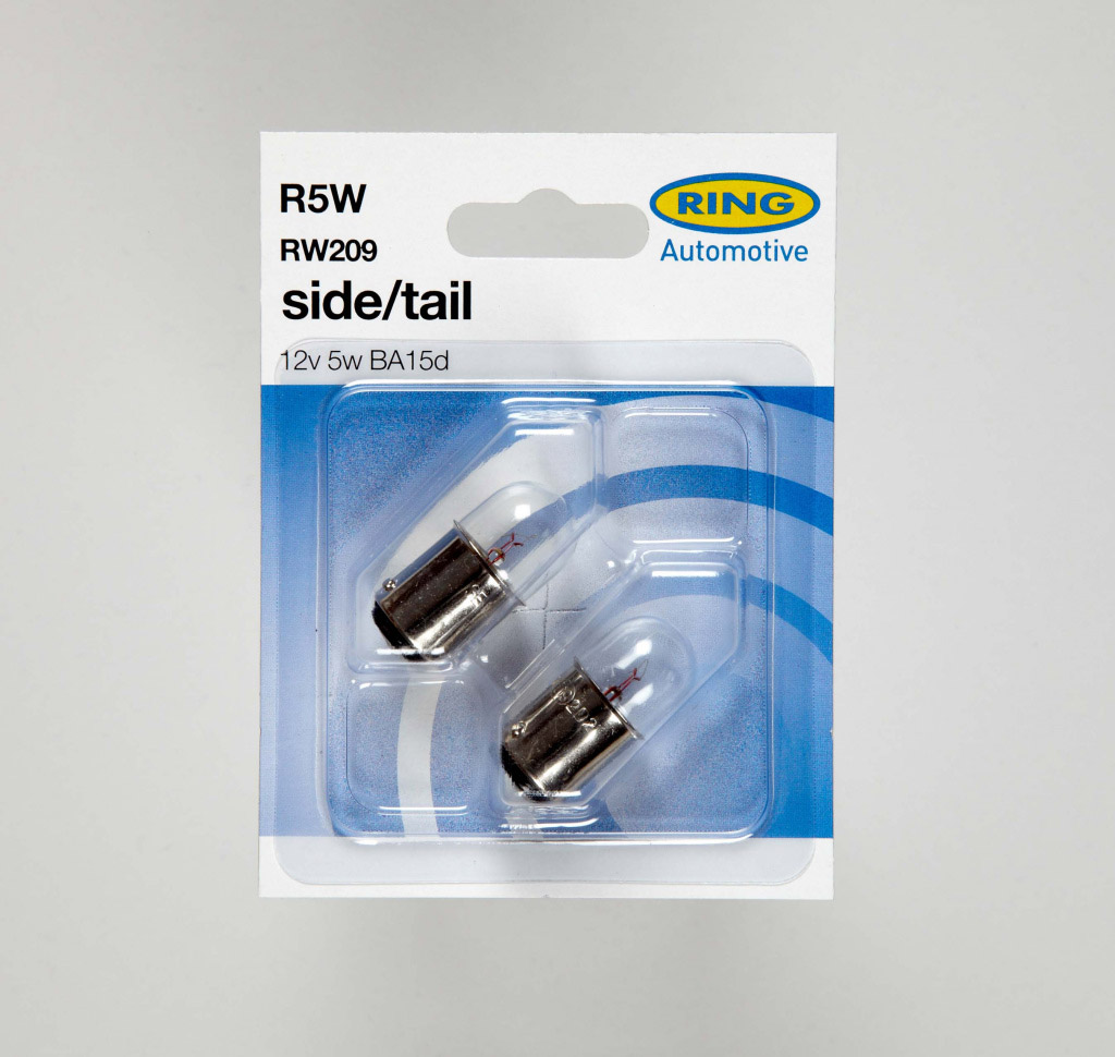 Ring Side & Tail - R5W - RW209