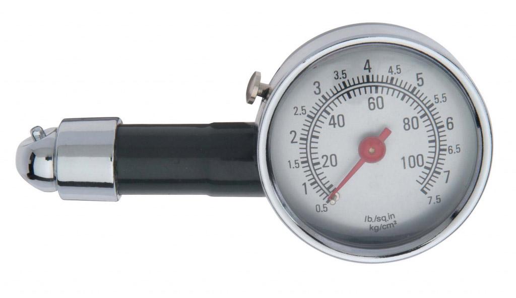 Ring Analogue Dial Tyre Gauge