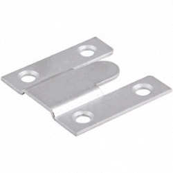 Basic ZP Flush Mounts 35mm - 2 Pairs