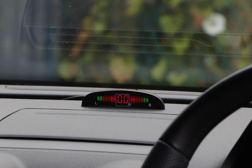 Streetwize Rear Parking Sensor