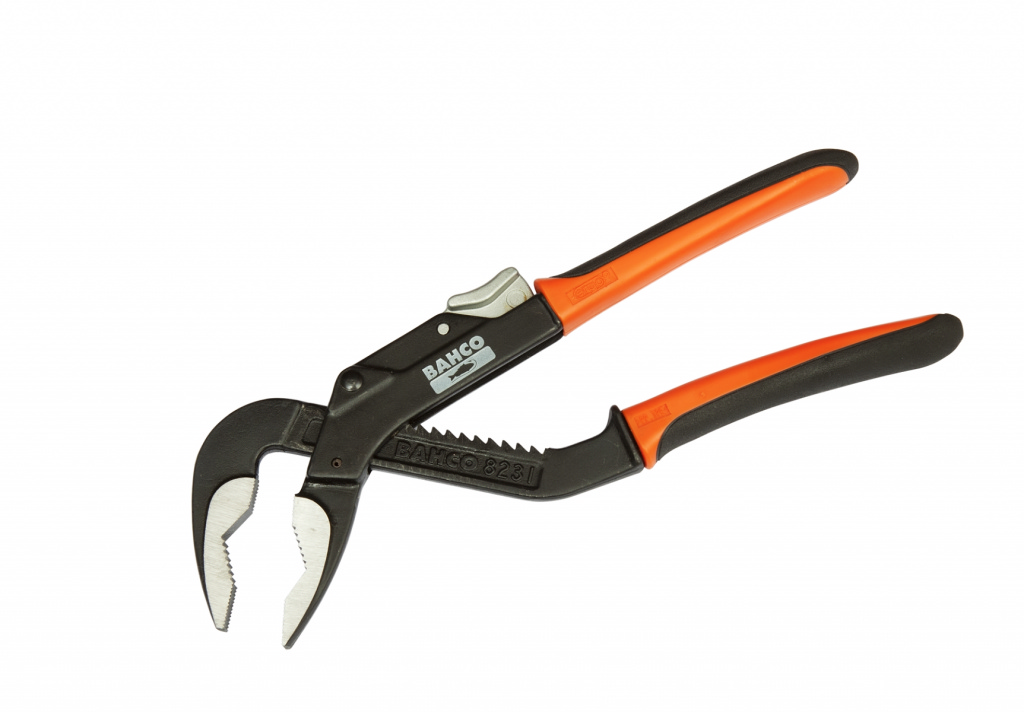 Bahco Wide Jaw Slip Joint Plier 8 Stax Trade Centres