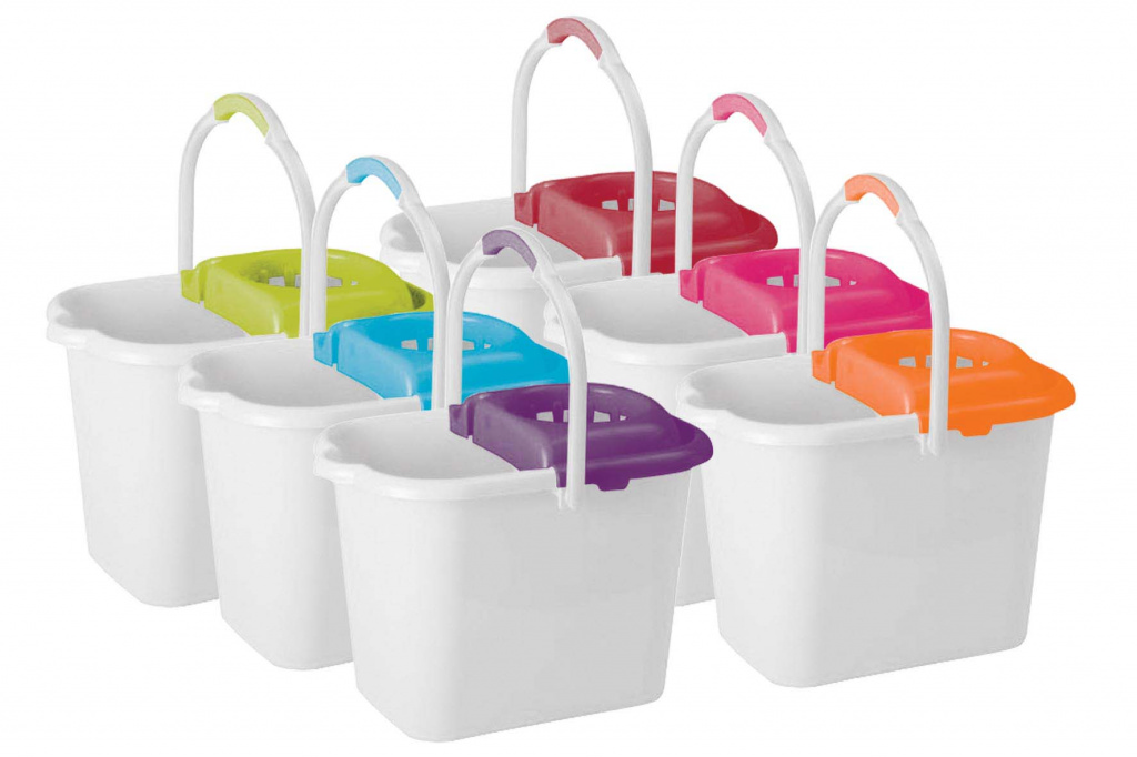 Bentley Brights Mop Bucket - Assorted