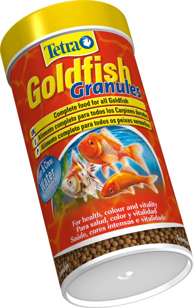 Tetra Goldfish Granules - 250ml (80g)