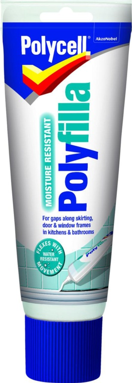 Polycell Moisture Resistant Polyfilla - 330g