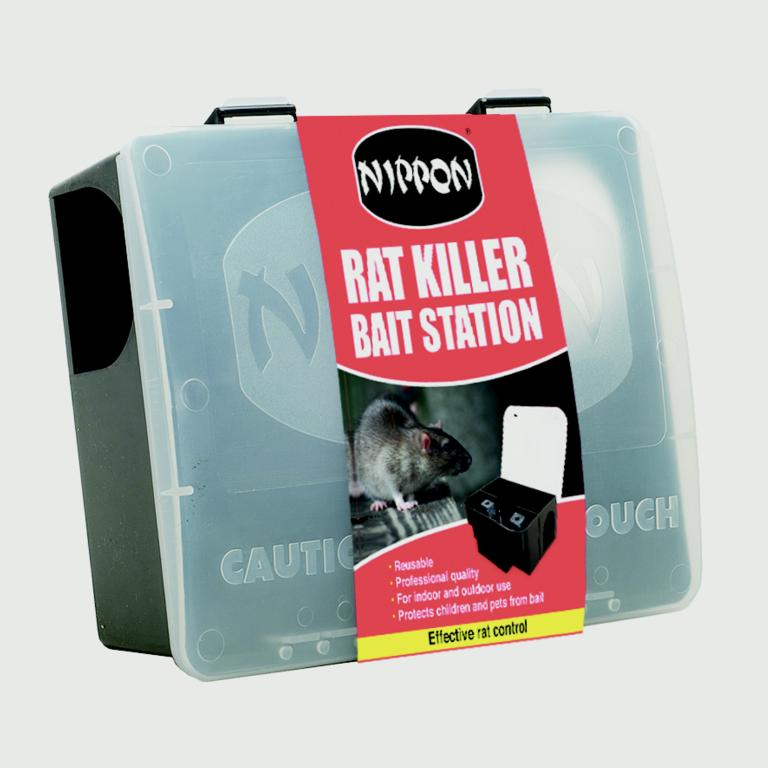 Nippon Rat Bait Station