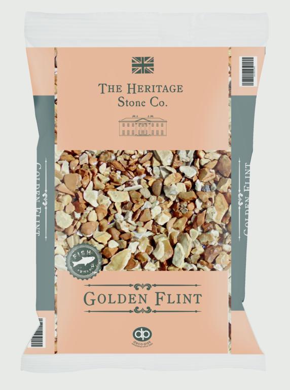 Deco-Pak Golden Flint Aggregate Maxpak
