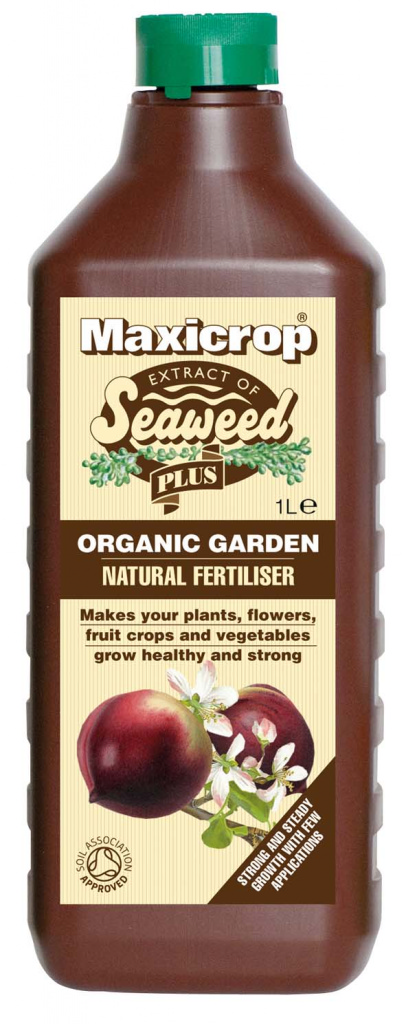 Maxicrop Natural Fertiliser - 1L
