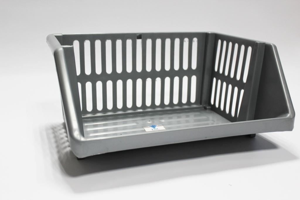 TML Storage Rack - Silver