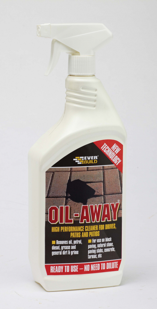 Everbuild Oil Away - 1L