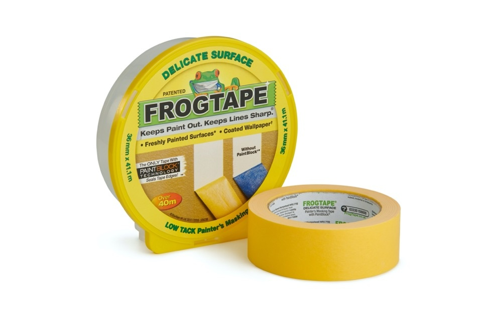 Frog Tape Painter's Masking Tape 36mm x 41m - Delicate Surface