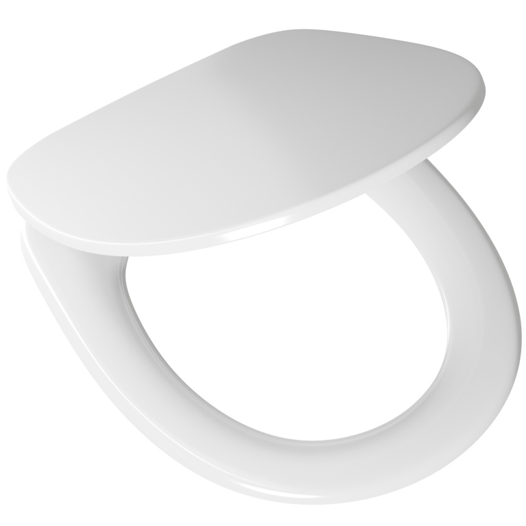 SP Pure Soft Close Toilet Seat - W: 360mm D: 430mm