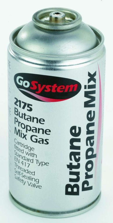 GoSystem Butane Propane Mix Gas Cartridge - 170g