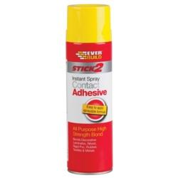 Everbuild Contact Spray Adhesive 500ml