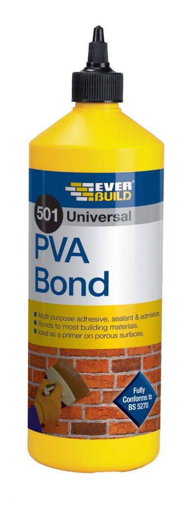 Everbuild PVA Bond - 1l