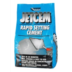 Everbuild Jetcem Rapid Setting Cement