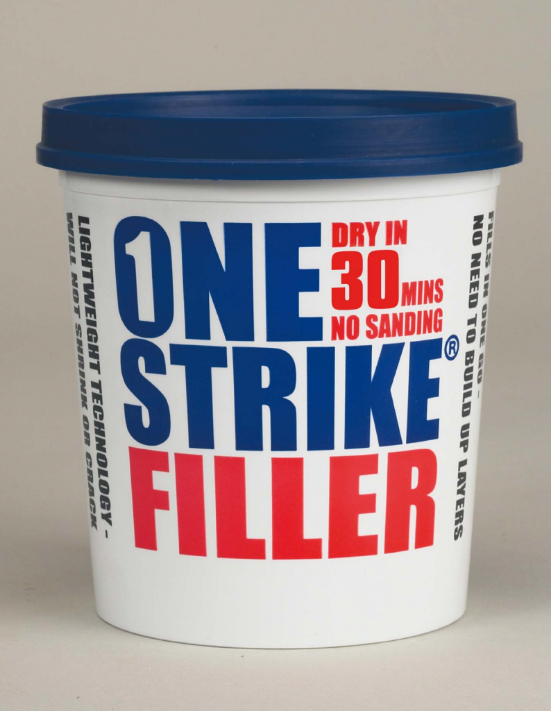 Everbuild One Strike Filler - 250ml