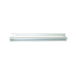 Map White Trickle Vent - Aluminium - Length: 375mm