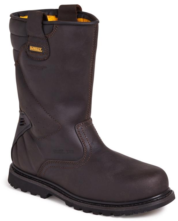 DeWalt Brown Rigger 2 Safety Boot - Size 8