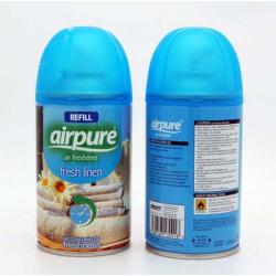Airpure Auto Refill 250ml - Linen