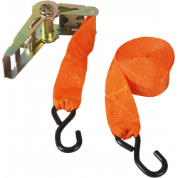 "SupaTool Heavy Duty Ratchet Tie Down 20ft x 2"" (Length: 6m W"