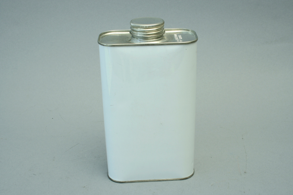 2.5Lt  White Jerry Can & Seal - Pack 10