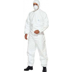 Tyvek Classic Disposable Coverall White Type 5/6 - LGE