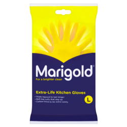 Marigold Kitchen Gloves Extra Life