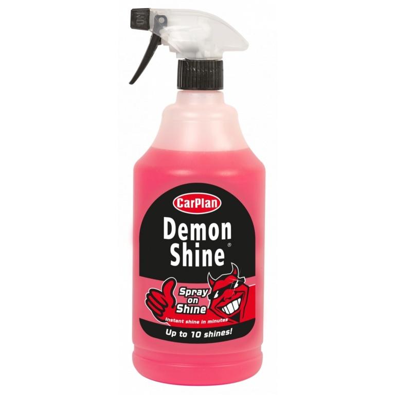 Carplan Demon Shine Spray On Shine - 1L