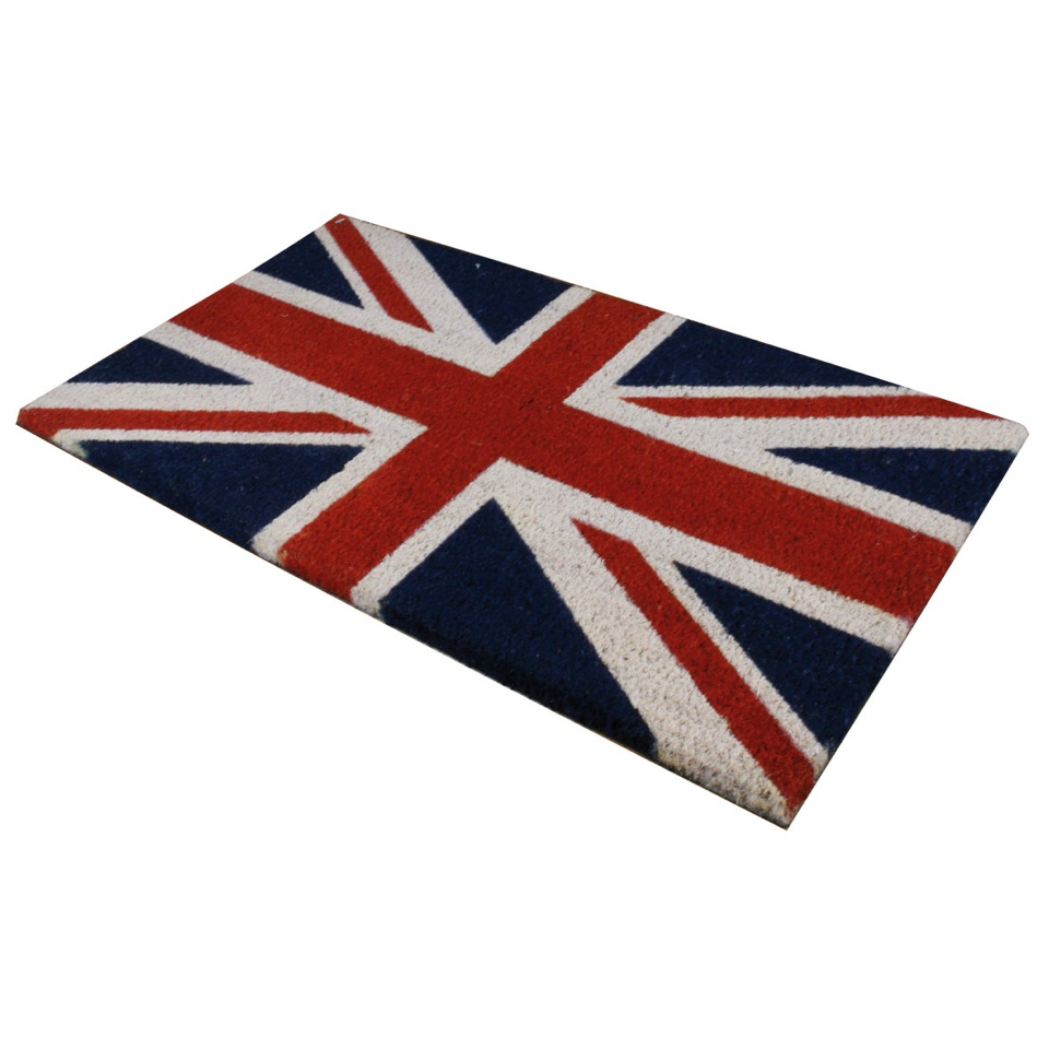 JVL Union Flag Doormats - 40 x 70cm