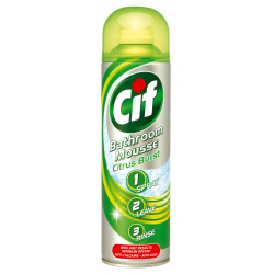 Cif Mousse Citrus