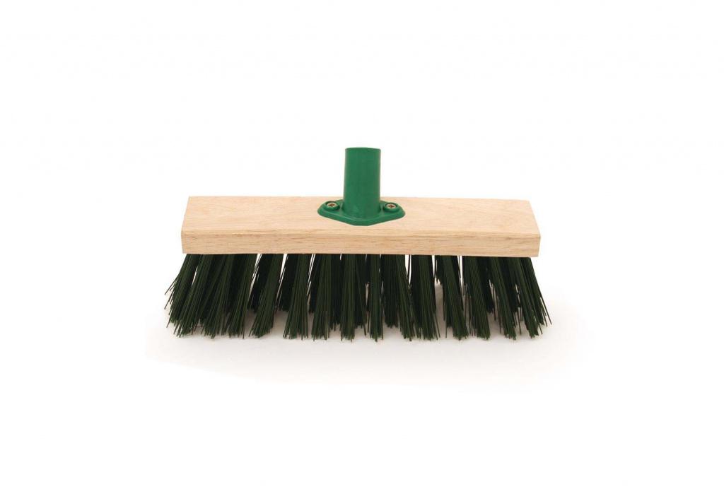 Bentley Green PVC Brush With Bracket - 11