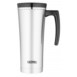Thermos Discovery Stainless Steel Travel Mug 470ml