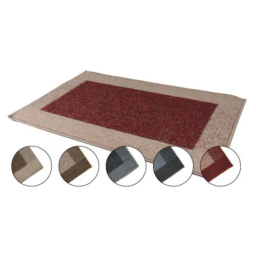 JVL Madras Runner Assorted - 57X180