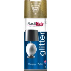 Plasti-kote Glitter Spray Paint