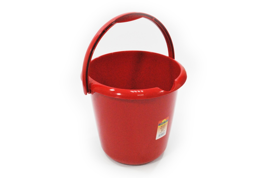 TML Bucket - 13L Red