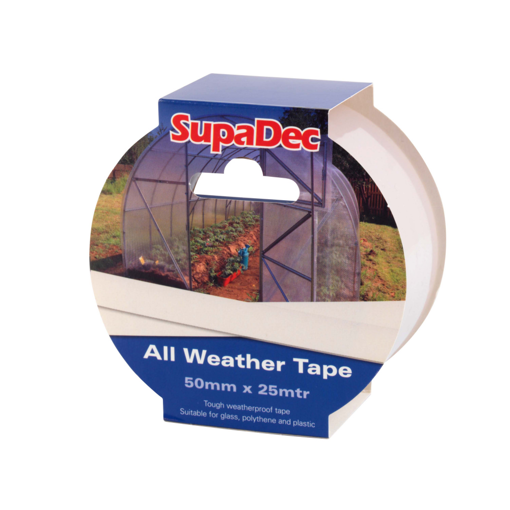 SupaDec All Weather Tape - 50X25M