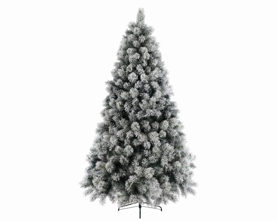 Kaemingk Vancouver Snowy Mixed Pine Tree - 240cm