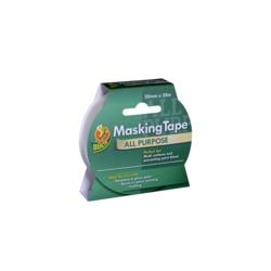 Duck Tape All Purpose Masking Tape Beige 25mm x 25m