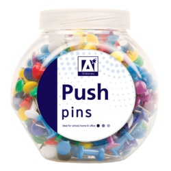 Anker Push Pins In Tub