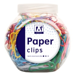 Anker Tub Of Paper Clips