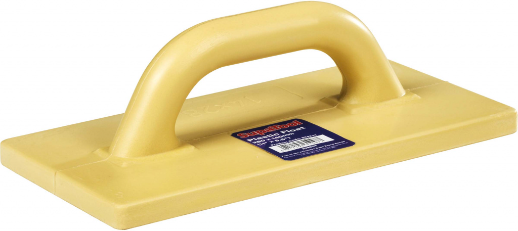 "SupaTool Plastic Float - 280 x 140mm (11"" x 5.5"")"