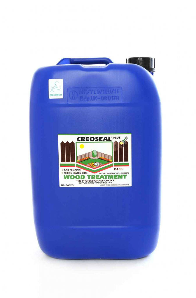 Creoseal Creosote Substitute Dark - 20ltr