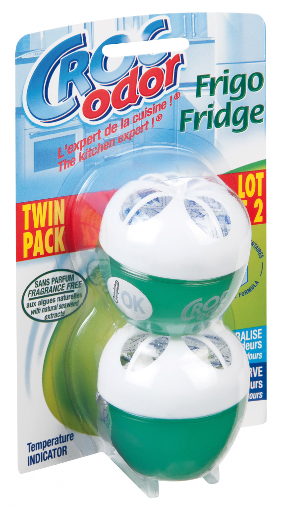 Croc Odor Fridge Twin - 33g