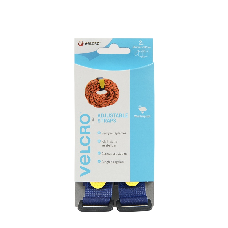 VELCRO® Brand Adjustable Strap - 25mm x 92cm