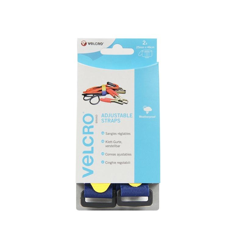 VELCRO® Brand Adjustable Strap - 25mm x 46cm