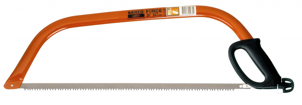 Bahco Ergo Force Bow Saw - 24
