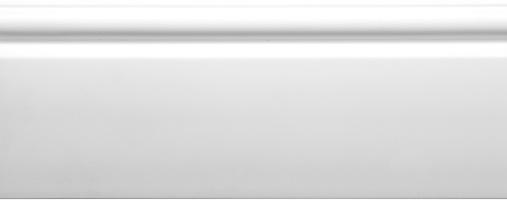 Emafyl White Skirting - 140mm x 2.9m