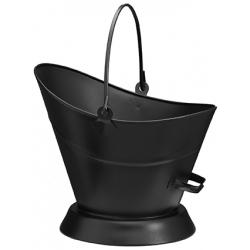 """Hearth & Home Black Waterloo Bucket - 14"""""""