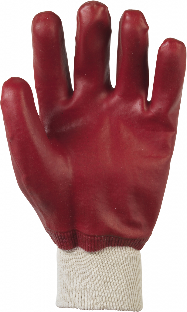 SupaGarden Tough Flexible Red Glove - Pack 12